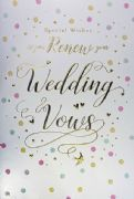 Renew Wedding Vows Card